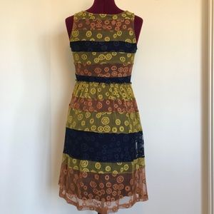 Mystree Dresses - Colorful Summer Dress